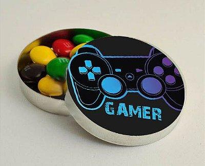 Latinha para Lembrancinha Gamer - 1 un