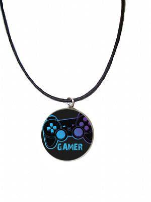 Colar para Lembrancinha Gamer