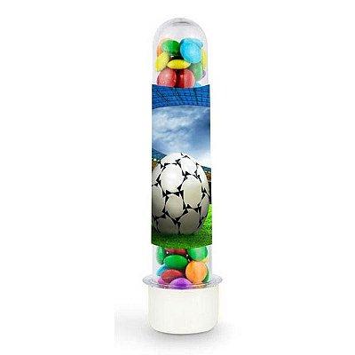 Tubete para Lembrancinhas Futebol - 1 un