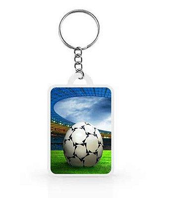 Chaveiro para Lembrancinhas Futebol - 1 unidade