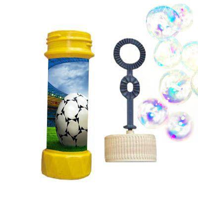 Bolha de Sabão para Lembrancinha Futebol - 1 un