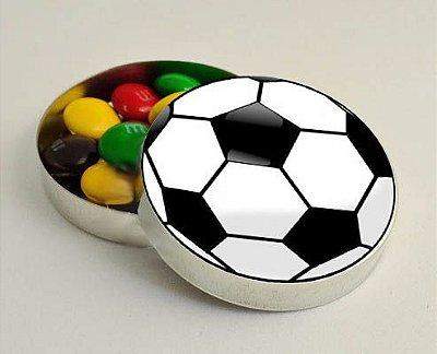 Latinha para Lembrancinha Futebol - 1 un