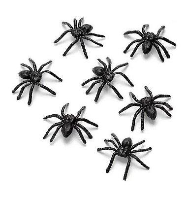 Mini Aranhas - 10 unidades