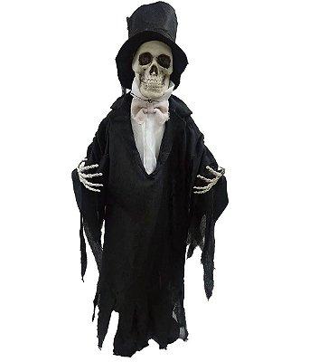 Boneco Noivo Cadáver para Decoração