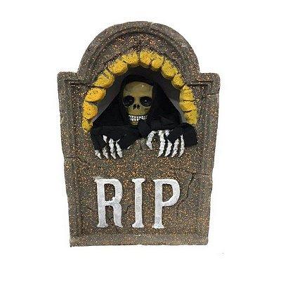 Lápide Halloween RIP