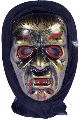 Máscara Sr. Gold