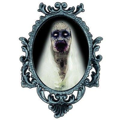 Painel Assombração no Espelho