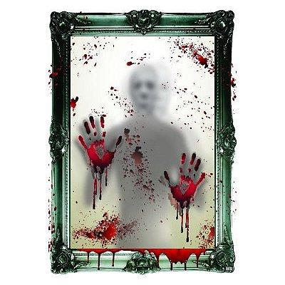 Painel Sombra no Espelho
