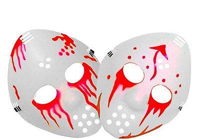 Máscara Jason com Sangue