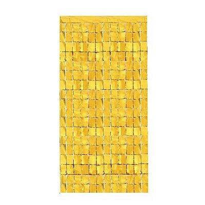 Painel Shimmer Dourado