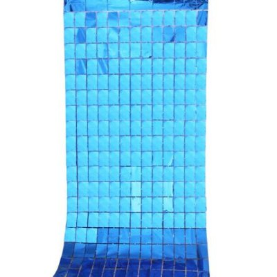 Painel Shimmer Azul