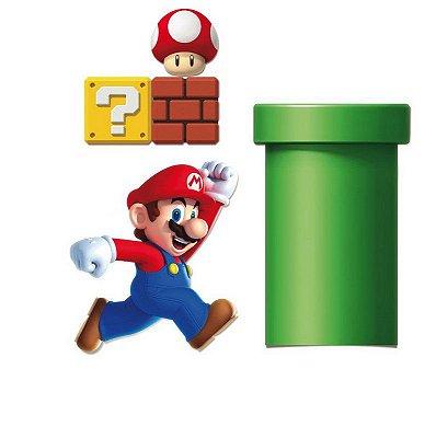 Kit Decorativo Mario