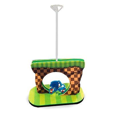 Topo de Bolo Sonic Piffer