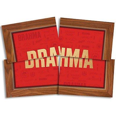 Painel 4 Lâminas Brahma