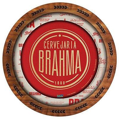 Prato de Festa Brahma - 8 unidades