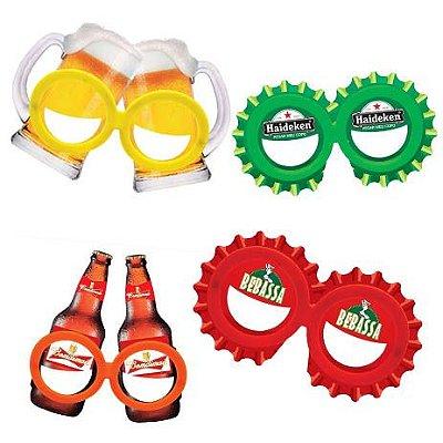 Óculos Cerveja Sortidos - 1 un