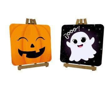 Mini Lousa Halloween - 2 un