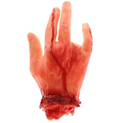 Mão Faltando Dedo