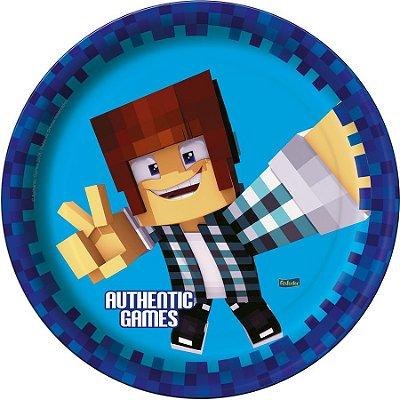 Prato Authentic Games - 8 unidades