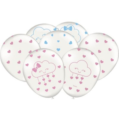 Balão de Festa Chuva de Amor- 25 unidades