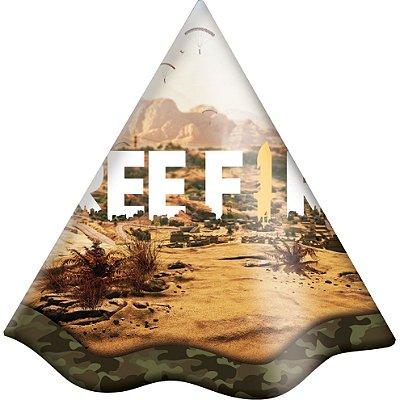 Chapéu de Festa Free Fire - 8 unidades