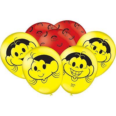 Balão de Festa Magali - 25 unidades