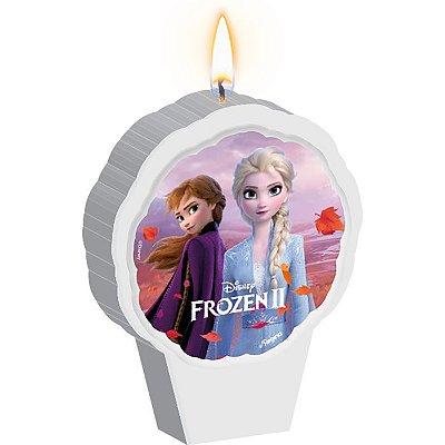 Vela Temática Frozen
