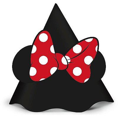 Chapéu de Festa Minnie - 12 unidades