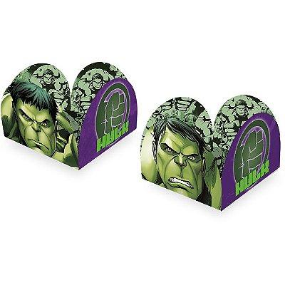Porta Forminha para Doces Hulk - 50 unidades
