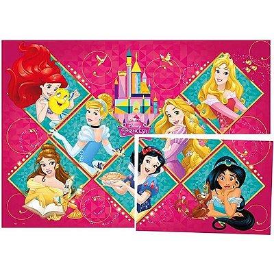 Painel de Festa Princesas Disney
