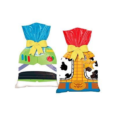 Sacola de Festa para Lembrancinhas Toy Story - 8 unidades