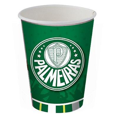 Copo de Festa Palmeiras - 8 unidades