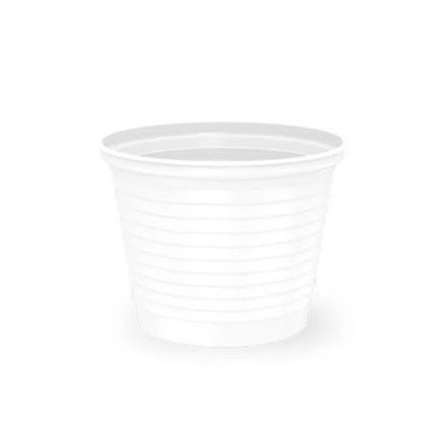 Copo descartável 50 ml - 100 unidades