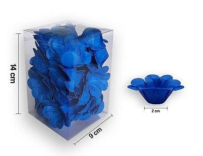 Forminha Florença Azul Escuro - 40 unidades