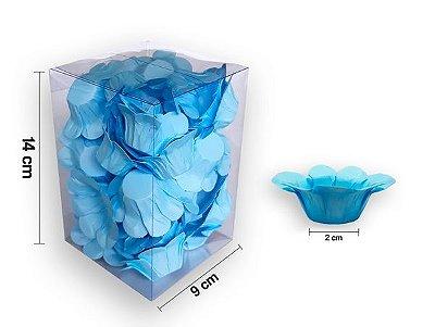Forminha Florença Azul Claro - 40 unidades