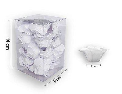 Forminha Florença Branca - 40 unidades