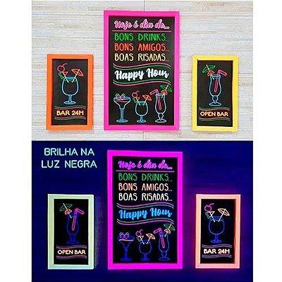 Quadros Decorativos Neon