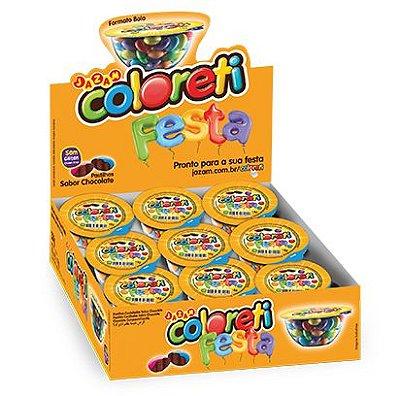Display Coloreti Potinho - 18 unidades
