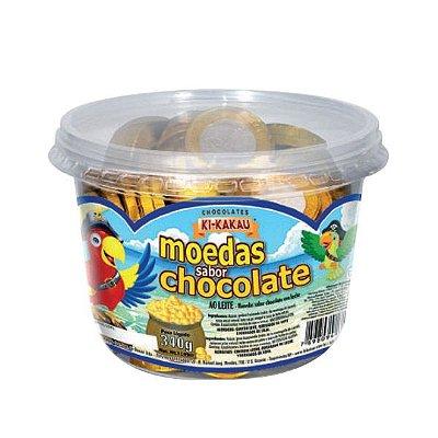 Moedas de Chocolate 340 gramas