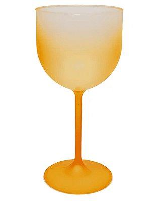 Taça Gin Laranja Degradê