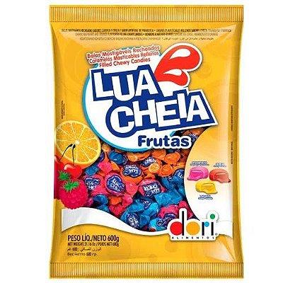 Bala Recheada Lua Cheia - 600 gramas