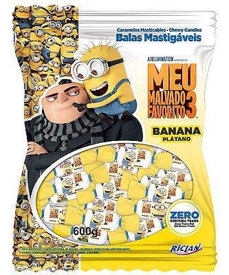 Bala Sortidas Minions 600 gramas