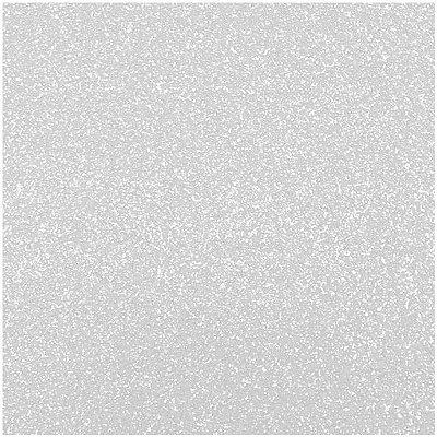 Placa de EVA Glitter Branco - 1 unidade