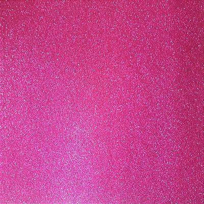 Placa de EVA Glitter Pink- 1 unidade