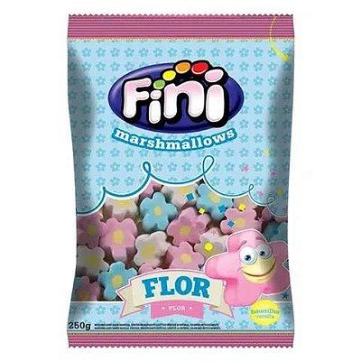 Marsmallow Fini Flor - 250 gramas
