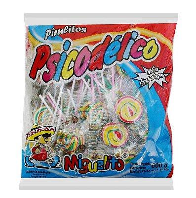 Pirulito Psicodélico 600 gramas