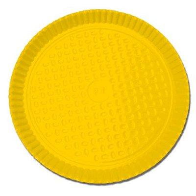 Pato Laminado Amarelo 26 cm