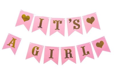 Faixa Its a Girl