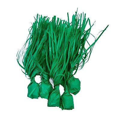 Papel para Bala de Coco Verde - 48 unidades