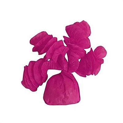 Papel para Bala Rococó Pink - 40 unidades